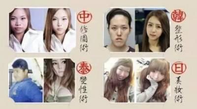 日本化妝術太邪門!瞬間變臉明星,相似度高達99 ......