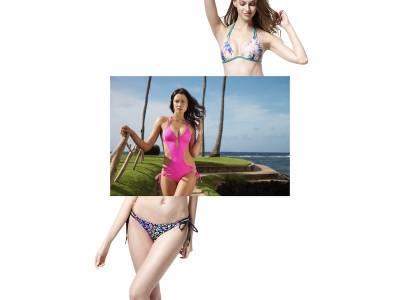 穿出顯瘦美感比基尼要挑對!美胸神器 Voda Swim 公關的心機術推薦