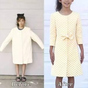 這位媽媽每天給孩子穿舊衣服卻美爆了整個家!