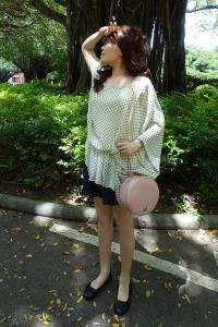 Yahoo風格部落客初夏時尚潮流聚,Yahoo奇摩超級商城Gozo S'aime東京企劃時尚運動風穿搭