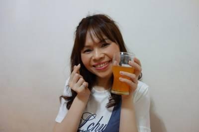 GONI優纖SO水蜜桃暢順飲,好喝水果酵素纖維飲,順暢有感維持健康好魅力