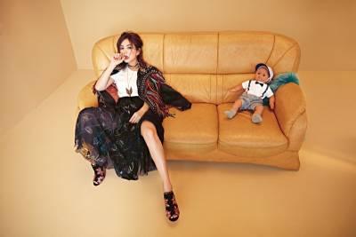「我要成為一個非常做自己的媽媽」Ella陳嘉樺的媽媽經:過度犧牲不會為別人帶來幸福...