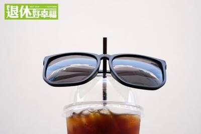 避免眼睛老化與視網膜病變!3招教你挑選合適的太陽眼鏡...#原來顏色越深不代表最好