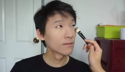 男生也可以「超照騙」!網路瘋傳「10分鐘從宅男變成歐爸」神奇影片,證明「化妝巫術」不只是女生的專利啊!