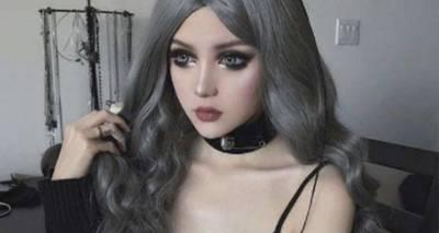 這個女孩被稱為「東方真人芭比」驚艷許多亞洲人,沒想到「她卸妝後」卻讓女生都讚譽有加!