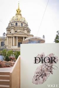 2017秋冬巴黎高訂週:Dior強盛帝國的重量