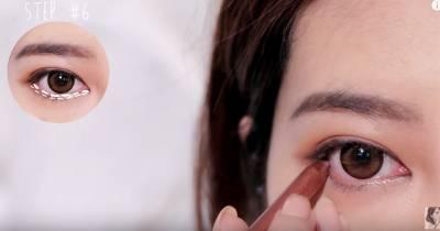 我也想要他們的乾淨清新眼妝!關鍵四技巧絕對要掌握!