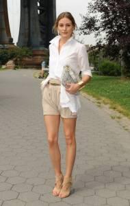 Olivia Palermo 這5招學起來,就算夏天高溫破表也能又美又涼!