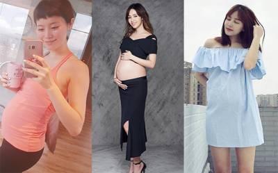 現在的孕婦很不同!怎麼連懷孕都美翻~媽媽說以前懷孕都胖20公斤以上...