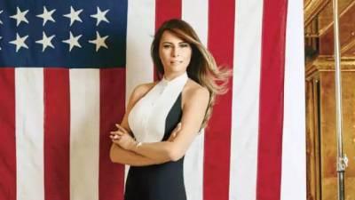 46歲成為美國第一夫人,不願意陪丈夫住進白宮的她什麼來頭