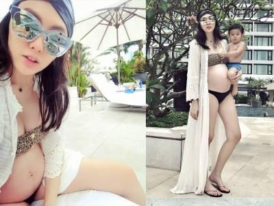 跟著時尚孕媽咪Doris的5大法則,孕期中不節食也能又美又顯瘦