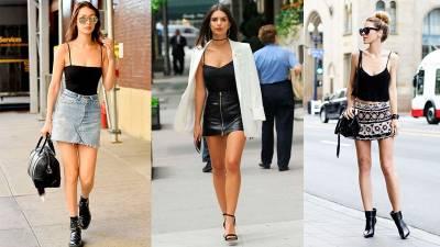 美到讓男友想幫妳遮腿的迷你裙,今年夏天就該學會這4種穿法