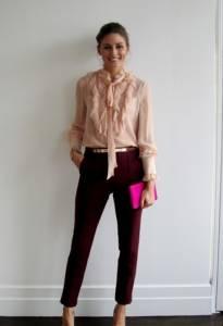 再也不怕被笑幼稚!最近有點夯的粉紅色這樣穿,讓你可霸氣也可小清新~