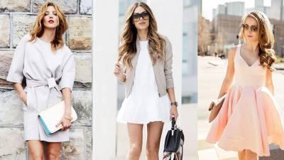 美白不一定要靠保養品,夏天也能顯白的穿搭法