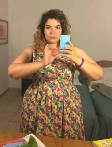 靠著狂吃培根牛排減肥,這個妹子最後減去了超過70多公斤....這是什麼操作...
