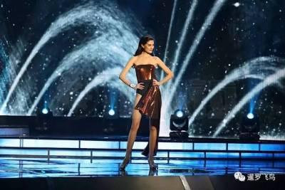 泰國2017環球小姐冠軍懂4門語言 關心婦權和早孕