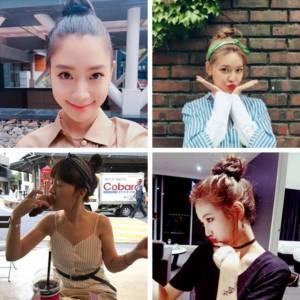 韓國明星的這些長發髮型美上天!看完再也不想剪短髮啦!
