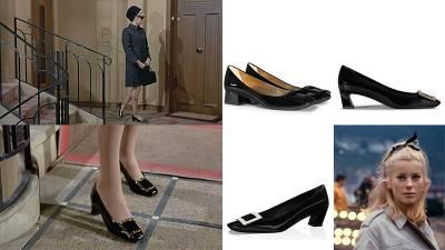 經典不敗!都會女性必備Roger Vivier方釦鞋,你入手了沒?