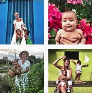 她和丈夫帶著3個娃隱居海島,自己美成了天仙,拍出的照片更是驚艷所有人……