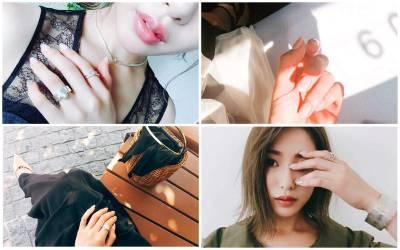 讓男友在夏天也想牽緊你的手!日本人氣超模久美子美甲小秘密