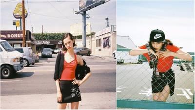 展現性感熱情的夏天,就學蔡依林 水原希子紅 x 黑時尚配