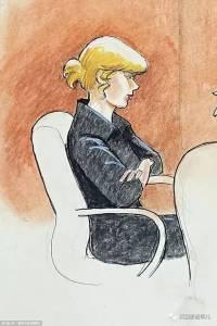 他把手伸入泰勒斯裙下摸臀,事後還反咬一口。法庭上霉霉的回答簡直霸氣啊!