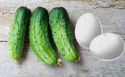黃瓜不僅用來吃,只需加點這個,50歲都不長皺紋!