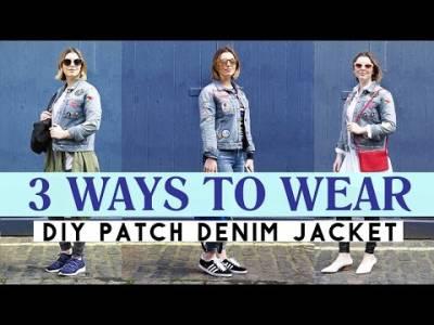 丹寧風潮持續燃燒,Pins and Patches打造專屬於你的時尚丹寧