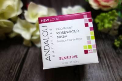 Andalou安德魯面膜-美國純天然有機第一品牌,用塗的凍面膜,薄塗一層就有感的好用面膜推薦