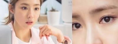 厚重眼線掰掰!女神們都用「下眼線」畫出風格!申世景無辜眼 vs Krystal 女神氣勢(同場加映:河伯的仙氣妝這樣打造!)