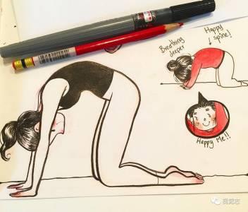 為什麼那麼多姑娘喜歡瑜伽?女士勿入,太扎心!