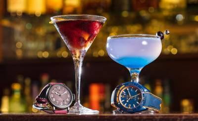 【鐘錶專題】醉在錶海裡!彩色面盤vs繽紛調酒