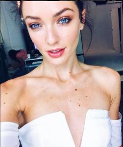 紐約模特兒Anastasia:時尚生存經驗談