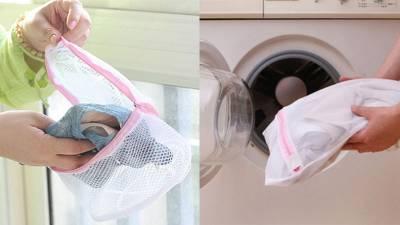 用洗機洗內衣真的快又方便嗎?很多洗衣動作都在默默傷害妳的內衣