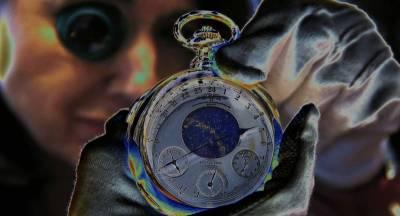 【鐘錶專題】鬼月特企!被詛咒(?)的天價PP懷錶...