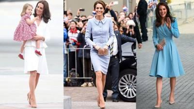 經典單品就是百搭,看凱特王妃如何用同一件單品搭出新鮮感