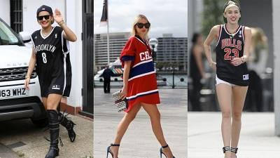 運動風也能展現女人味!球衣4種穿法,塑造零NG穿搭