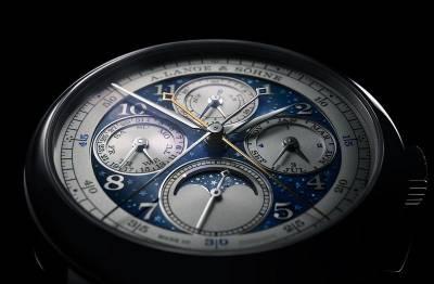 【錶壇焦點】德國藍調好迷人!朗格全新腕錶系列換新裝