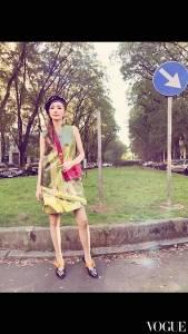 【獨家米蘭時裝週 謝金燕看秀日記】姐姐:「也該是時候自我突破了!」