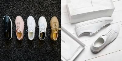 又手癢想買小白鞋?這10個白色球鞋品牌保證你買了不後悔