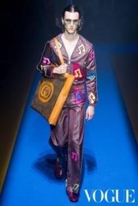 2018春夏米蘭時裝週:Gucci從古羅馬到艾爾頓強