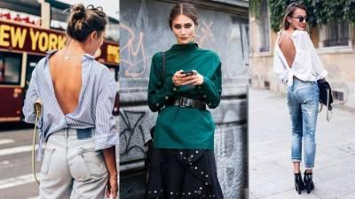 襯衫換個穿法更時尚,5種你一定要嘗試的襯衫新穿法