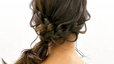 編辮子超簡單!教你如何打造女孩風的日系編髮技巧♡