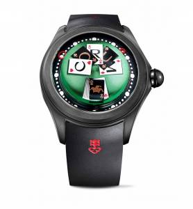 【錶評】CORUM Bubble 52mm Poker