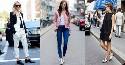 秋冬百搭牛津鞋怎麼穿?4個重點讓你更加了解完美搭配法