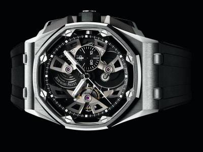 【錶壇焦點】這不是皇家橡樹?AP推出叫人在地上打滾的皇家橡樹離岸型25週年限量錶