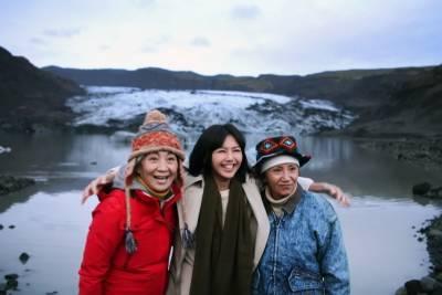 探討友情回憶之旅,孫燕姿暖心新歌《風衣》MV冰島取景