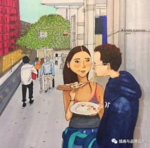 她畫出女生最私密的癖好,只有最愛的人才知道這些…