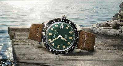 【錶評】ORIS Divers Sixty-Five