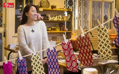 BBC百大女性 台灣女孩用布衛生棉翻轉尼泊爾婦女命運